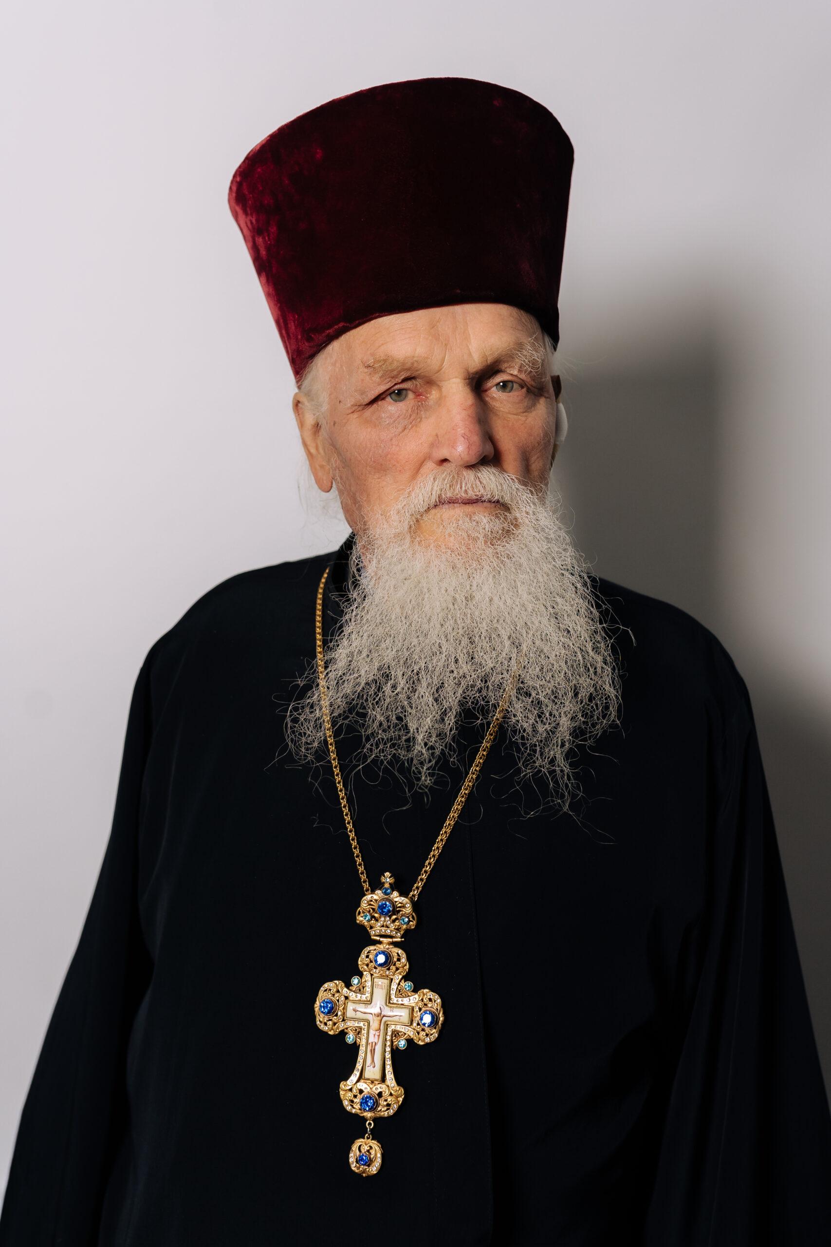 протоиерей Борис Синягин