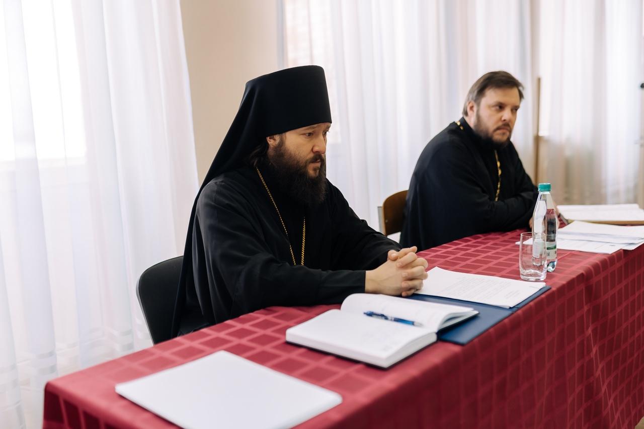 Епархиальный совет и епархиальное собрание 18 февраля 2020 года